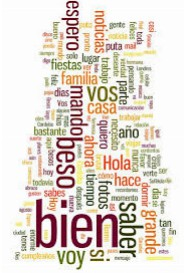 Spanish Words Earth Tones